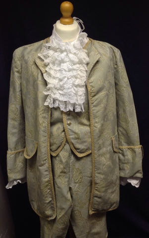 18TH CENT THEODORE WITH JACKET CLOSE