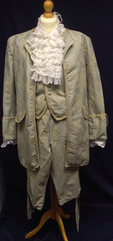 18TH CENT THEODORE WITH JACKET