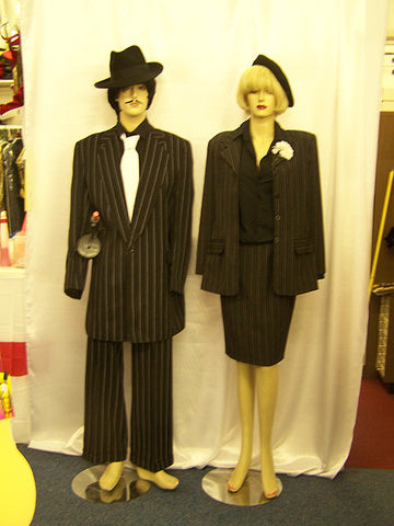 1920s bonnie and clyde outfits