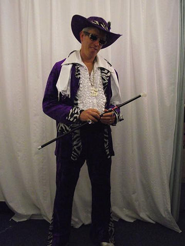 Pimp Daddy (Purple)