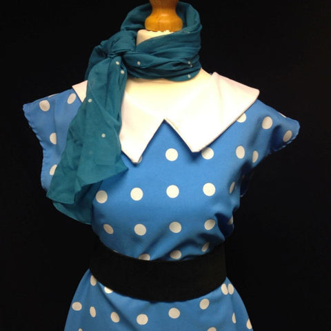 50S CHIC BLUE CLOSE