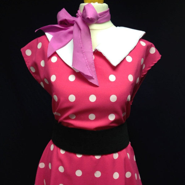 50S CHIC PINK CLOSE