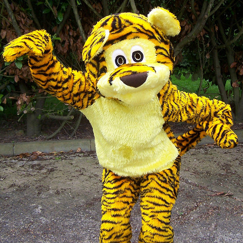 big tigger tiger costume