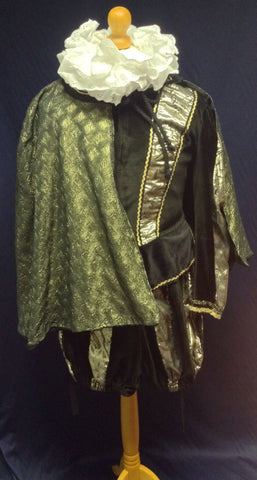 BLACKADDER WITH CAPE