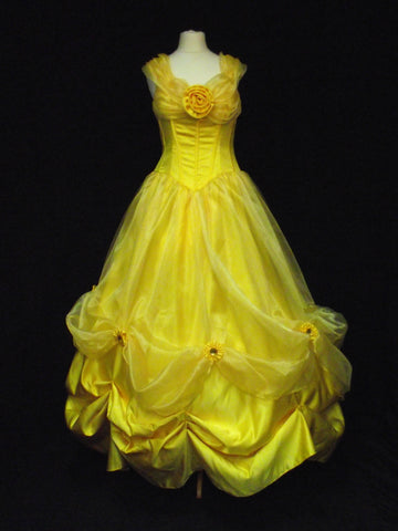 Belle Beauty and the Beast costume