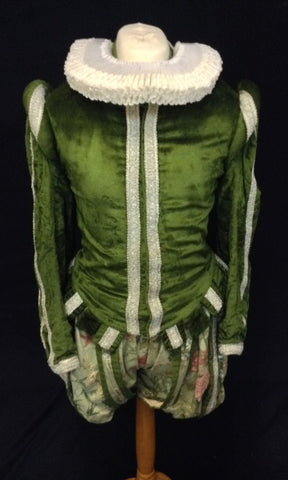 Tudor Man (Green)