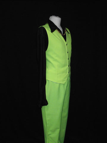 Disco Man (Neon Yellow)
