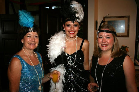 1920s Flapper Ladies