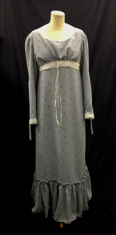 Regency Lady (Grey)