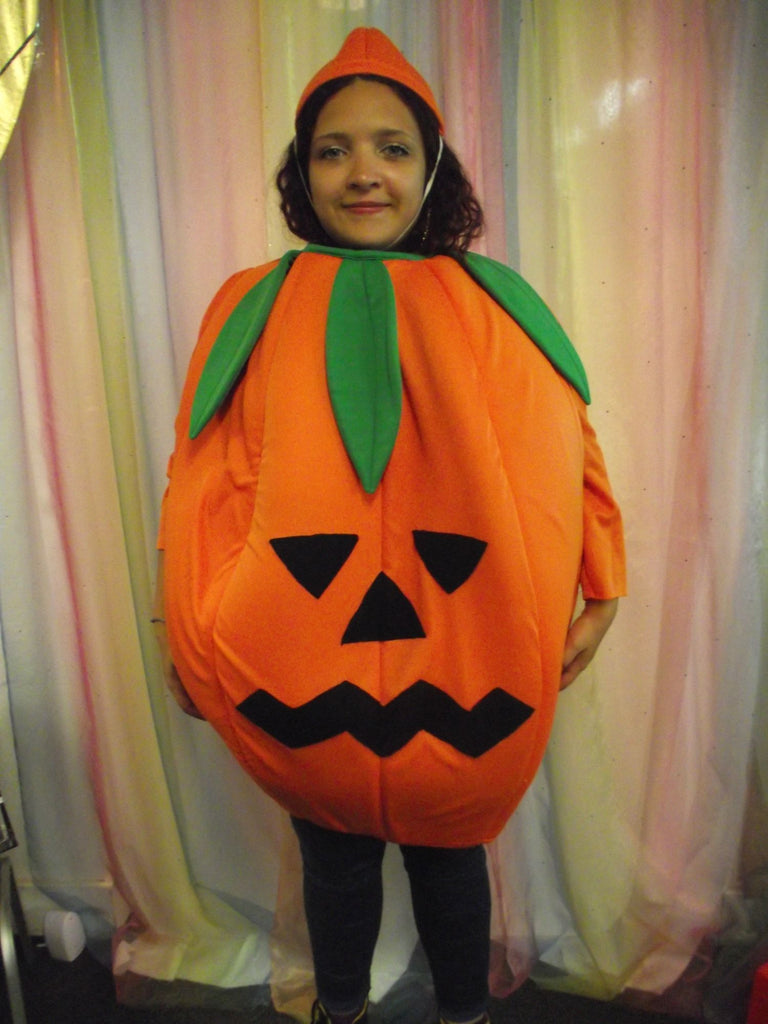 HALLOWEEN PUMPKIN COSTUME