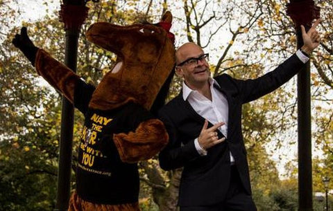 Harry Hill pantomime horse 2