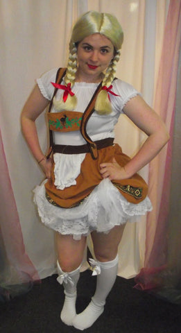 LADIES OKTOBERFEST COSTUME