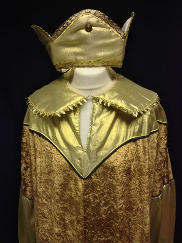 MEDIEVAL PRINCE GOLD