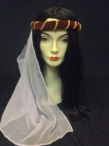MEDIEVAL WOMAN 5261 HEADDRESS