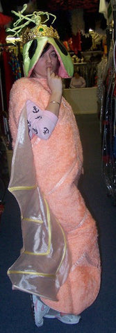 king prawn costume