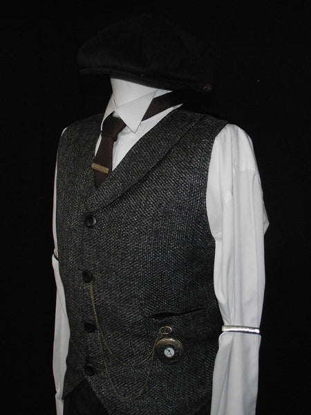 Peaky Blinders Male Mad World Fancy Dress