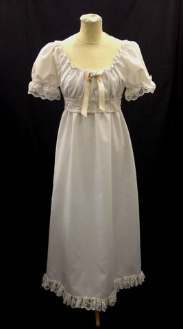 Regency Lady (White)