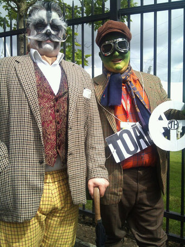 Badger and Toad of Toad Hall
