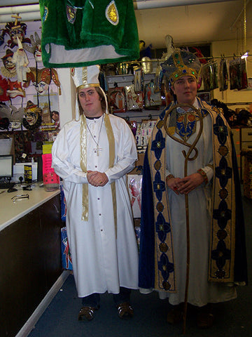 bishops and cardinals costumes