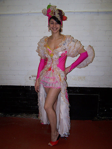 carmen miranda carnival dress