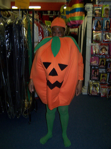 cheeky pumpkin costume