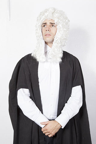 court judge robes and judges wig
