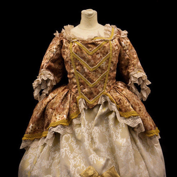 18th Century Dress in Marie Antoinette Style