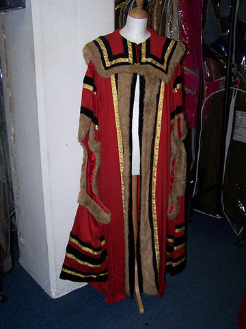 house of lords mayoral robe