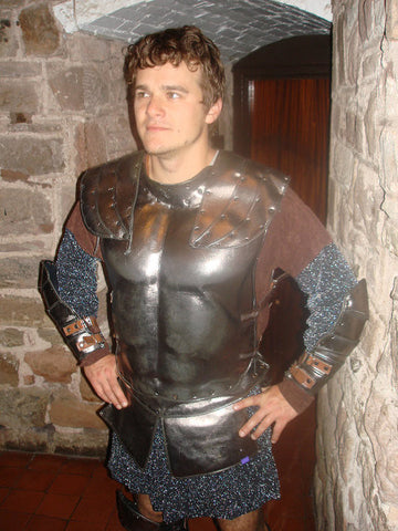 knight of the realm body armour