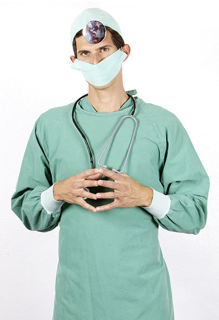 operating theatre surgical gown – Mad World Fancy Dress