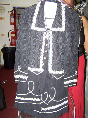 pearly queen costume