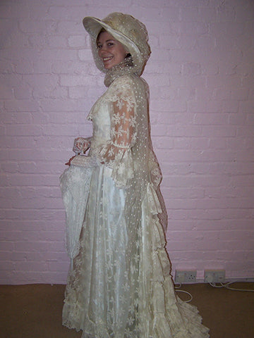 victorian ladies costume