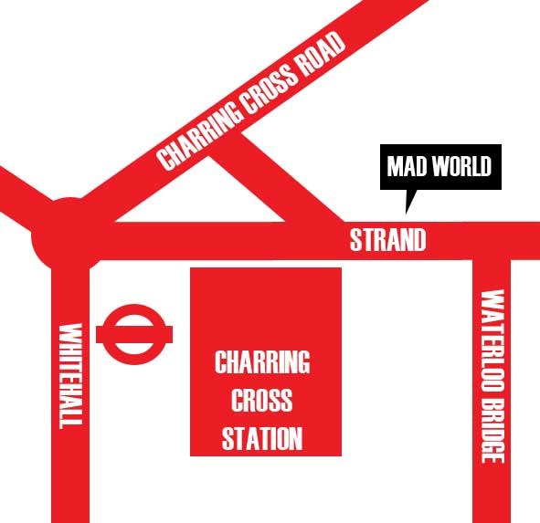 Contact Us Mad World Fancy Dress: Mad World Map At Infoasik.co