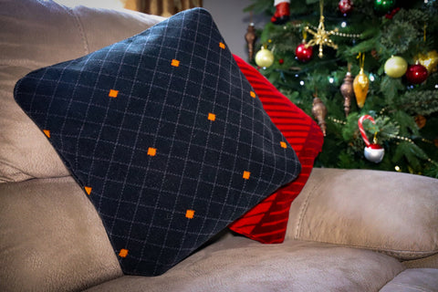 Witchway and Cityzap Cushion set