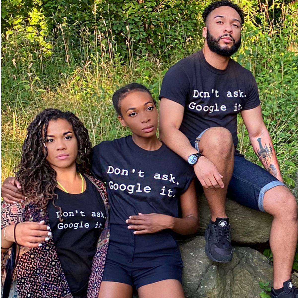 Don't Ask. Google it. Tanks & Tees