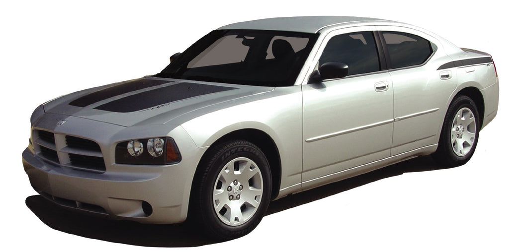 Chargin Kit (Any Color) 2006-2010 Dodge Charger Vinyl Kit
