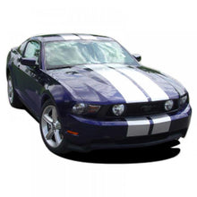 Load image into Gallery viewer, Stampede 3 with camera spoiler 2010-2012 Ford Mustang Vinyl Kit