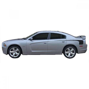 Hockey Rear Solid 2011-2014 Dodge Charger Vinyl Kit