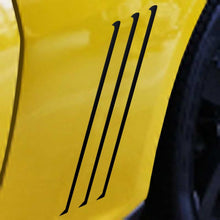 Load image into Gallery viewer, Bee 2 Gills 2009-2013 Chevy Camaro Vinyl Kit