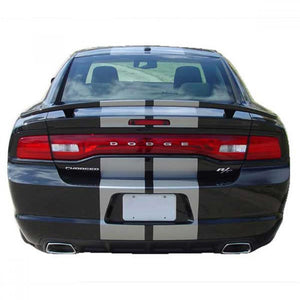 N-Charge Rally with XM Radio 2011-2014 Dodge Charger Vinyls Kit
