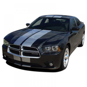 N-Charge Rally w/o XM Radio 2011-2014 Dodge Charger Vinyl