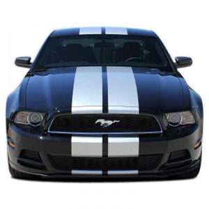 Thunder 2 (with lip spoiler) 2010-2012 Ford Mustang Vinyl Kit