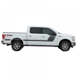 Force 2 Solid2009-2014 Ford F150 Vinyl Kit