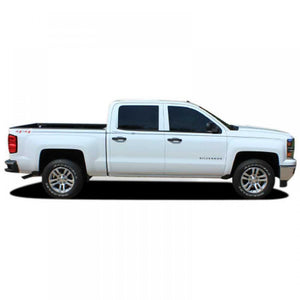 Elite 2013-2015 Chevy Silverado Vinyl Kit