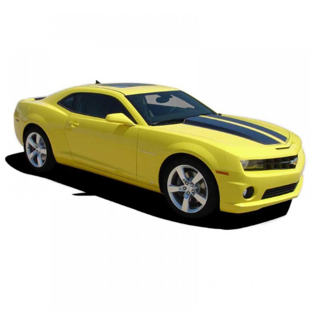 R-Sport 14 RS Convertible with Spoiler 2009-2015 Chevy Camaro Vinyl Kit
