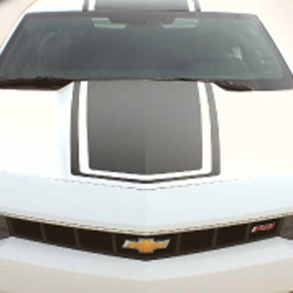 Bee 3 SS with Spoiler 2009-2015 Chevy Camaro Vinyl Kit