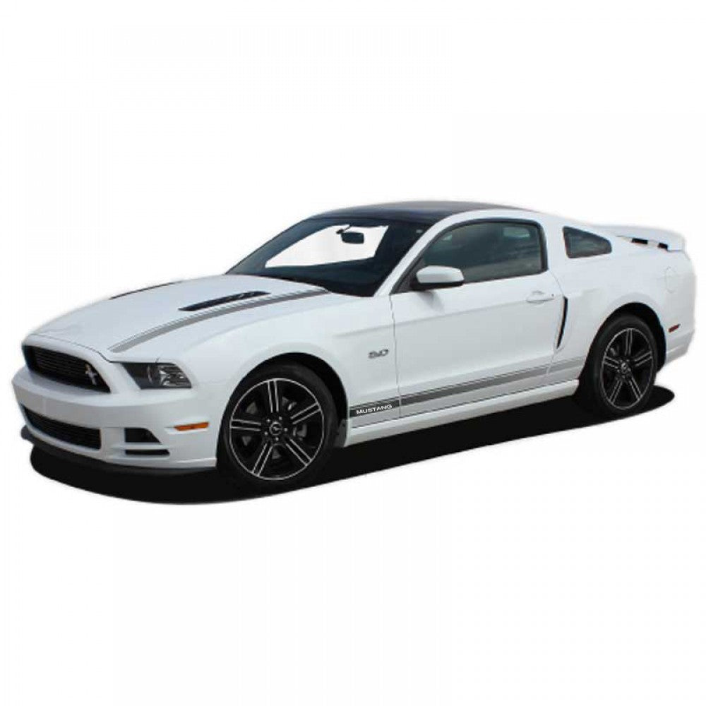 Mustang Cali Kit CS/GT 2013-2014 Ford Mustang Vinyl Kit