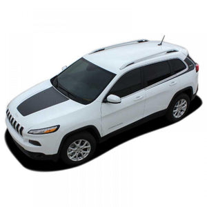 Warrior 4X4 2014-2015 Jeep Cherokee Vinyl Kit