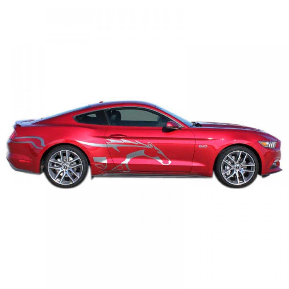 Steed Kit 2015-2018 Ford Mustang Vinyl Kit