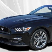 Load image into Gallery viewer, 15 Mustang Hood Spears (Blank) 2015-2018 Ford Mustang Vinyl Kit